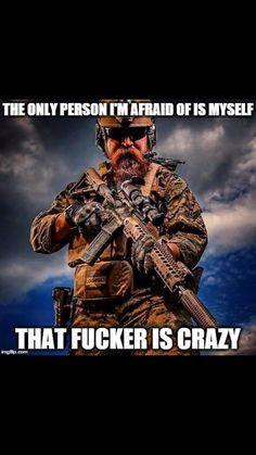 War Beard w/trained mustache