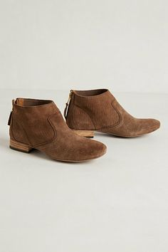 Offshore Booties #anthropologie