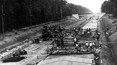 Die Autobahn war keine Erfindung der Nationalsozialisten. Nach 1933 aber…