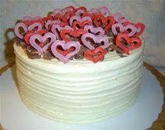 valentine's cakes - Bing Images