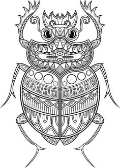 egyptian scarab tattoo - Buscar con Google