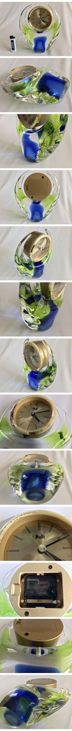 Multi Glass 19.5cm high