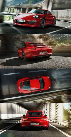 Porsche 911 Carrera GTS. - For anyone who doesn't want to set foot outside the driver's door on Sundays.