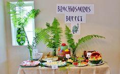 brachiosaurus buffet