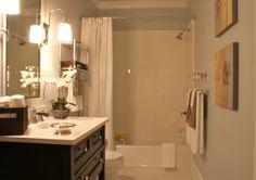 New Bath in Basment - Bathroom Designs - Decorating Ideas - HGTV Rate My Space