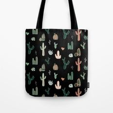 Sahara Night Tote Bag
