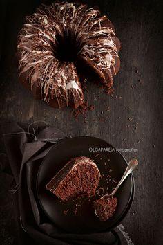 Nina's Kitchen: Bundt Cake de chocolate