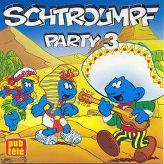 Schtroumpf party 3
