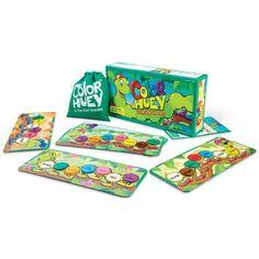 Color Huey & The Four Seasons - SimplyFun