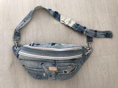 Denim Backpack, Black Leather Backpack, Raw Denim, Levis Jeans, Denham Jeans, Denim Bag Patterns, Striped Bags, Hip Bag, Recycled Denim