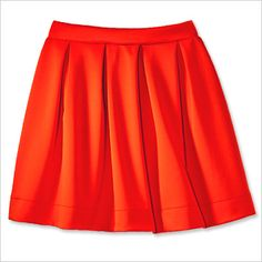 Spring Fashion Trends —Flame:Honey Punch Skirt http://www.instyle.com/instyle/package/springtrends/photos/0,,20671594_20663981_21270459,00.html#