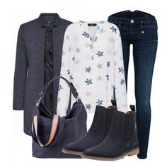 Winter-Outfits: WorkTime bei FrauenOutfits.de