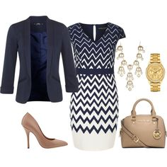 Trendy Professional: Work Outfit