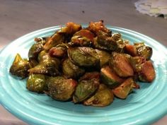 Roasted Brussel Sprouts in a Maple Miso Glaze from Cafe Gratitude Recipes Kale Recipes Vegan, Gluten Free Vegetarian Recipes, Vegan Foods, Vegan Snacks, Raw Food Recipes, Vegetable Recipes, Cooking Recipes, Cafe Gratitude, Food Therapy