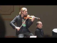 David Garrett Recital 2012 - YouTube