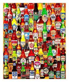 Look what I found on #zulily! 99 Bottles of Beer 1,000-Piece Puzzle #zulilyfinds