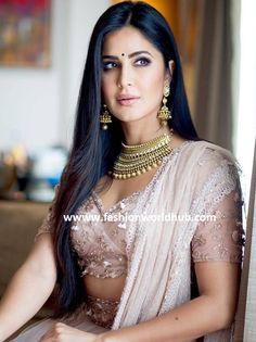 Katrina Kaif in Mahima Mahajan | Fashionworldhub