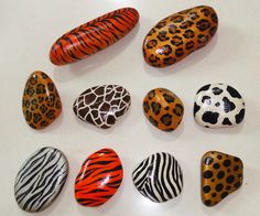 rock painting! summer survival kids crafts