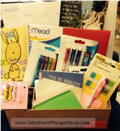 """Great Easter """"Basket"""" idea! Student Basket Capture"""