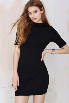 Nasty Gal Deana Bodycon Dress