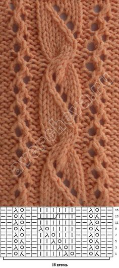 Ideas For Knitting Stitches Sweaters Crochet Patterns Lace Knitting Stitches, Crochet Poncho Patterns, Sweater Knitting Patterns, Knitting Charts, Knitting Socks, Stitch Patterns, Lace Tablecloths, Russian Online, Prank Calls