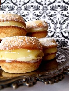 Victorian Sandwich Cakes..Perfect to serve with Tea Time..Recipe included