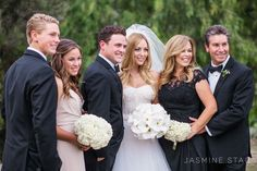 How to Organize Family Portraits at a Wedding - Jasmine Star Photography Blog