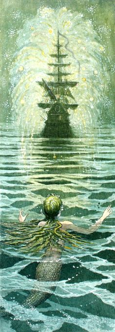 Boris Diodorov | The Little Mermaid