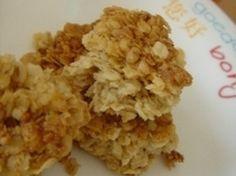 Cookies aux flocons d'avoine à la cannelle