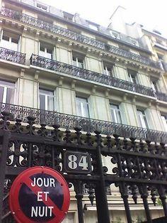 84 Avenue Foch, Gestapo HQ, Paris
