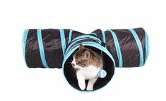 Three Way Cat Tunnel //Price: $24.71 & FREE Shipping //     #catoftheday #lovecats