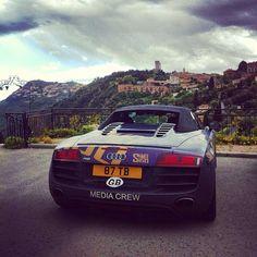 Epic V10 Audi R8!