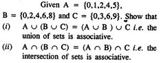 Selina Concise Mathematics Class 8 ICSE Solutions Chapter 6 Sets - CBSE Tuts Empty Set, Composite Numbers, Discrete Mathematics, Natural Number, Prime Numbers, Maths Exam, Class 8, Integers, This Or That Questions
