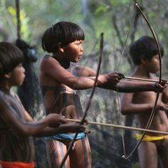 índios-brasileiros