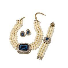 "Heidi Daus ""Tailored to Please"" Jewelry Wardrobe Set | HSN"