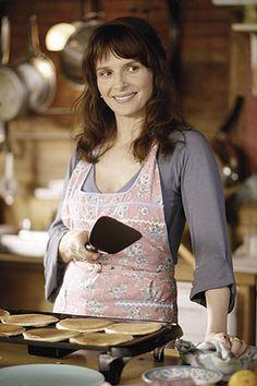 What's cooking? ... Juliette Binoche