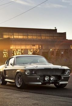 Shelby GT500 Eleanor