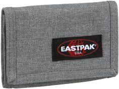 Eastpak Geldbeutel CREW 6, Sunday Grey, 9.5x12.8(folded) cm, EK371