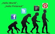 Funny about Social Media Evolution