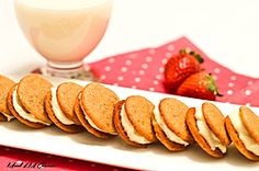 WHOOPIES aux bananes Recipe, Kitchens