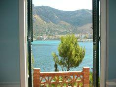 Una camera con vista all'ostello Baia del Corallo di #Palermo