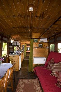 Railway Carriage Holiday Homes