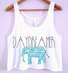Daydreamer Crop-Top