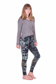 These Brown Blue Marble Women's Tie Dye Leggings are perfect for you if you like yoga, festivals, or Tie Dye in general! Each pair of Tie Dye Leggings are indiv Tie Dye Leggings, Tight Leggings, Fall Outfits, Tights, Pajama Pants, Comfy, Brown, Fabric, Cotton