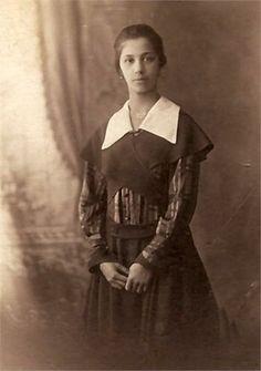 Whitney Houston's paternal grandmother, Sarah Elizabeth Collins Houston