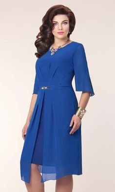 Make a statement in women's chic work dresses. Browse smart and formal styles for your weekday look. Work Dresses For Women, Clothes For Women, Chiffon Dress, Lace Dress, Dress Outfits, Fashion Dresses, Mature Women Fashion, Smart Dress, Mid Length Dresses