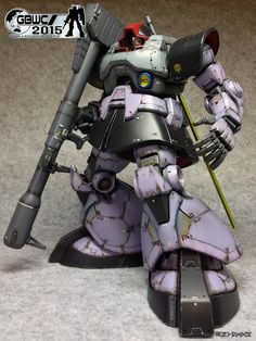 GUNPLA BUILDERS WORLD CUP 2015 日本大会[2014大会結果]