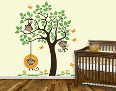 Linda decoración para niños de PeruVinilos :)