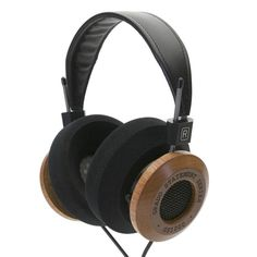 Grado GS1000i - tipped-up responses to low and high frequencies make these cans great for low (more like reasonable) volume listening. For someone with sensitive ears, the GS1000i is one of the best of the few full-sized cans that can be listened to for long periods without fatigue