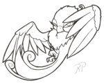 Tattoo Bird by *Ravenpuff on deviantART